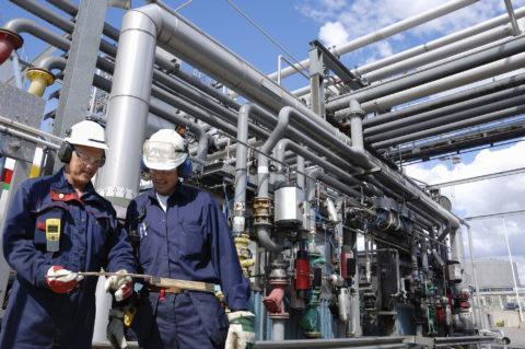 Telatek asiantuntijat öljy- ja kaasuteollisuuteen